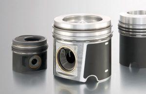Piston Motor RVI 803821-00-2