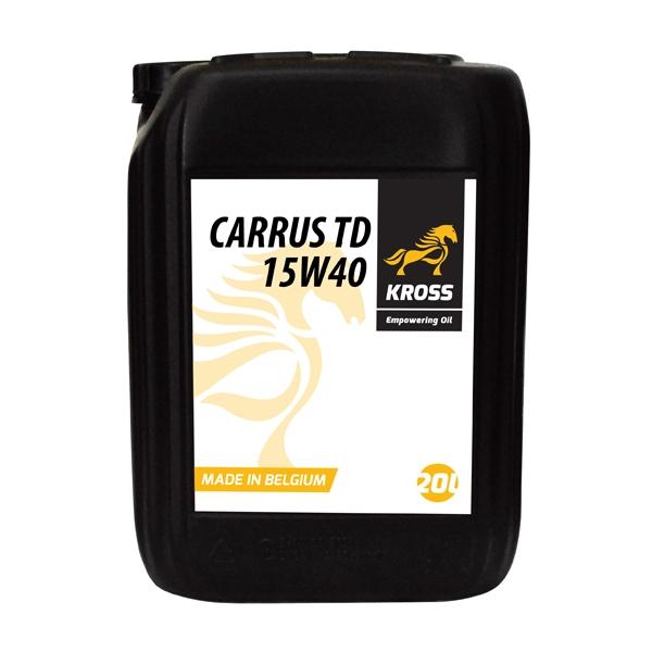 Ulei KROSS CARRUS TD 15W 40 20L