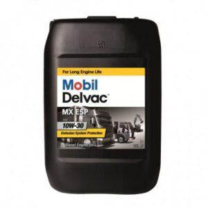 Ulei motor Mobil Delvac MX ESP 10W30 - 20 Litri