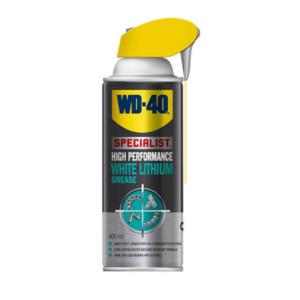 WD-40 SPECIALIST WHITE LITHIUM - VASELINA PE BAZA DE LITIU 400ML
